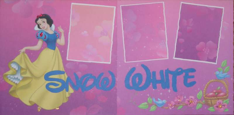 Disney Princess Album - Snow White