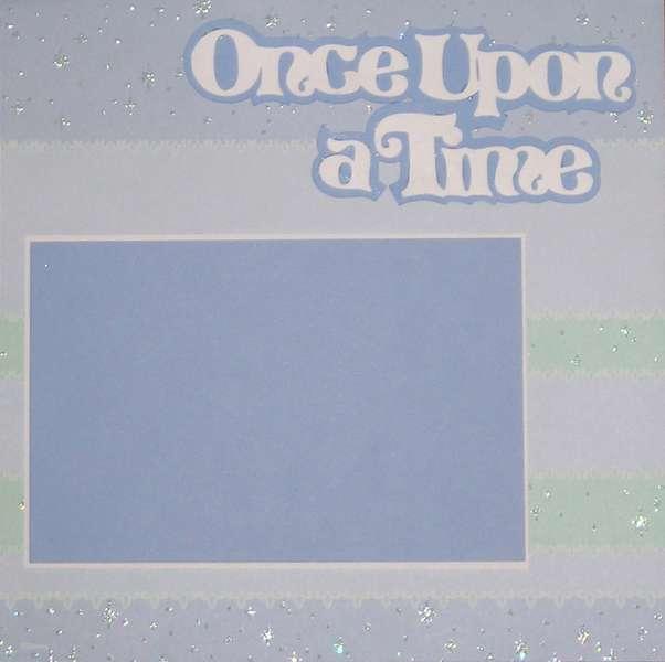 Disney Princess Album - Once Upon a Time