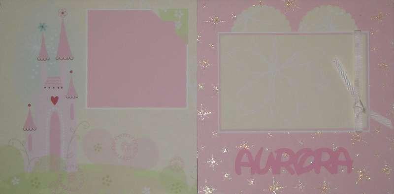 Disney Princess Album - Aurora (Sleeping Beauty)