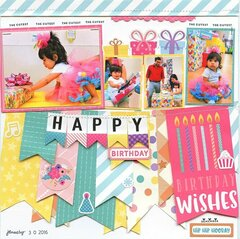 happy birthday (presents)