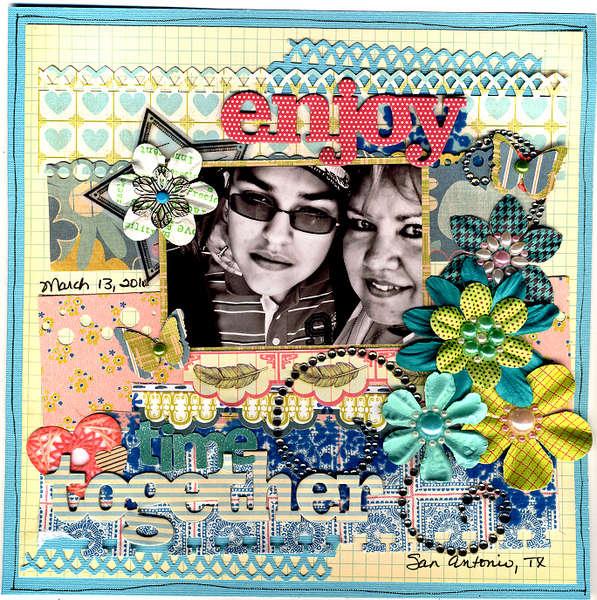 enjoy time together
