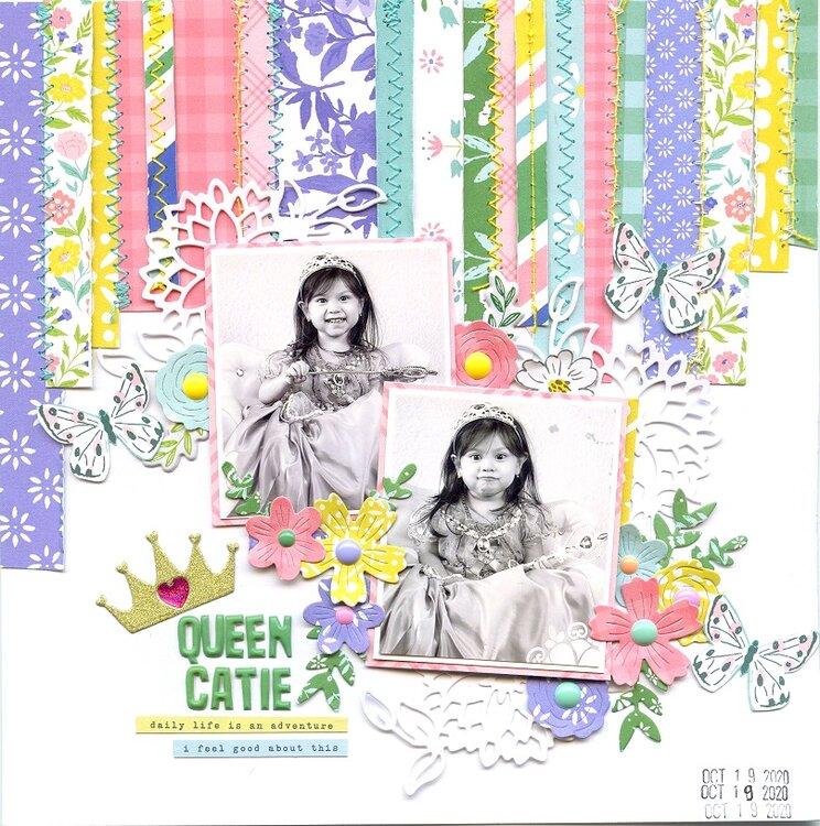 queen Catie