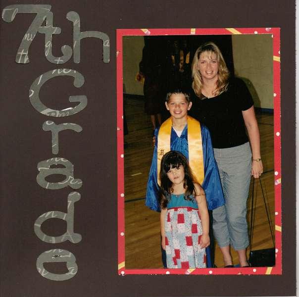 7th Grade Honors