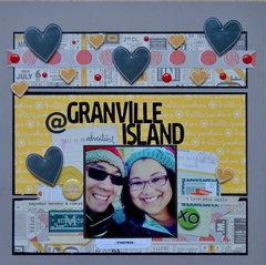 @ Granville Island