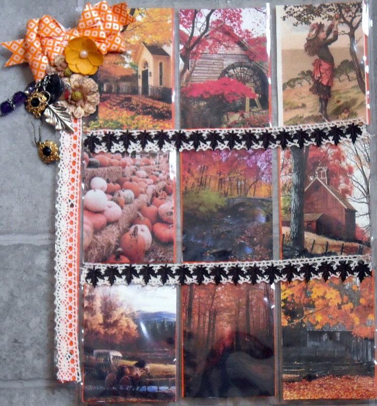 Fall letter