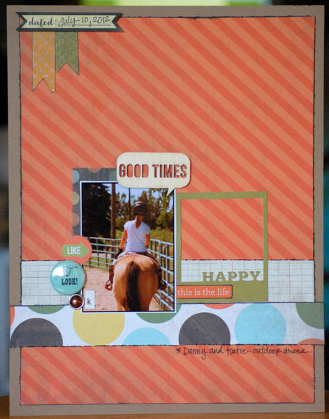 Good Times (Happy)