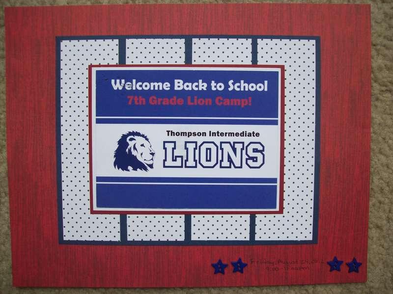 Lion's Camp
