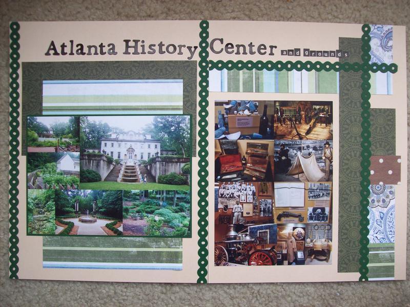 Atlanta History Center and Grounds