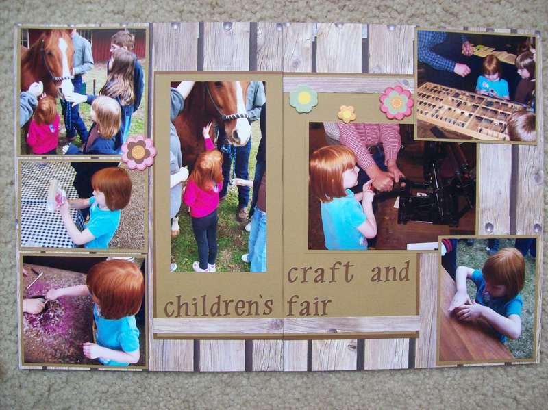 craft and children's fair
