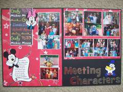 Meeting Characters