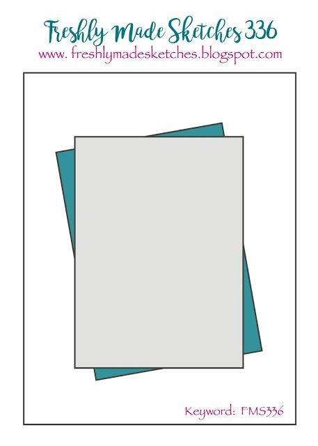 November Card Sketch Challenge - Sketch #5