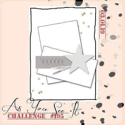 May 2019 Card Sketch Challenge - Sketch #3
