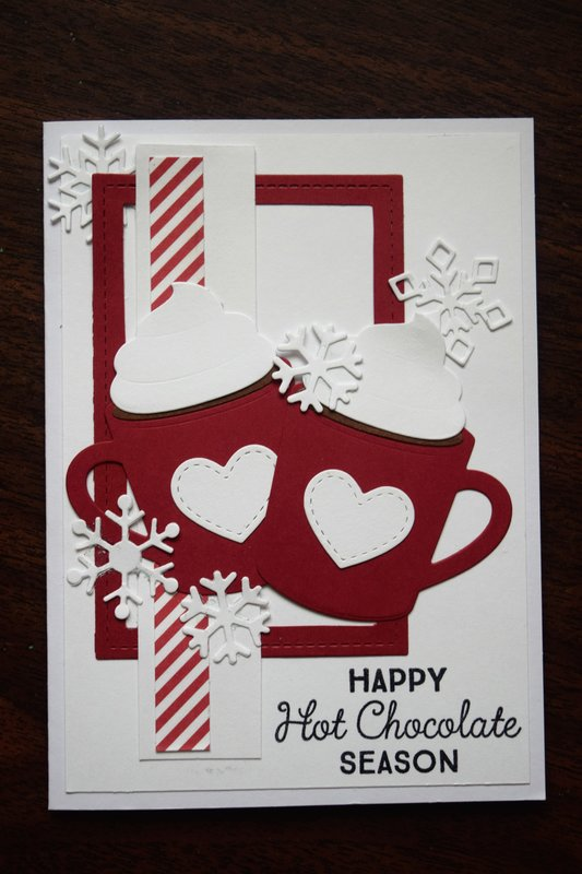 Happy Hot Chocolate Season