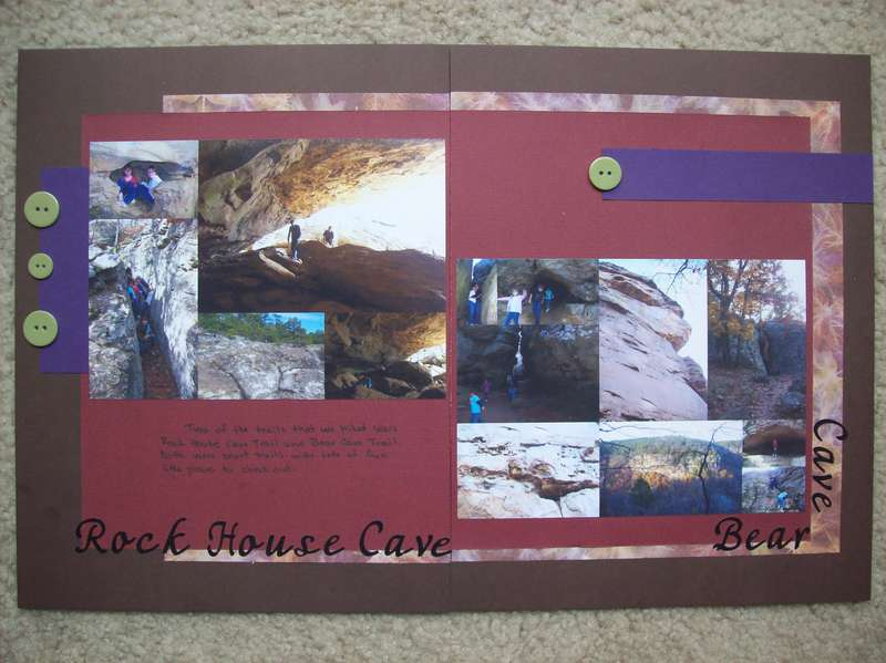 Rock House Cave/Bear Cave
