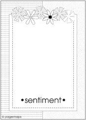 August Card Sketch Challenge #3