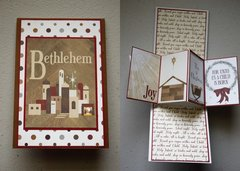 Bethlehem Christmas Card