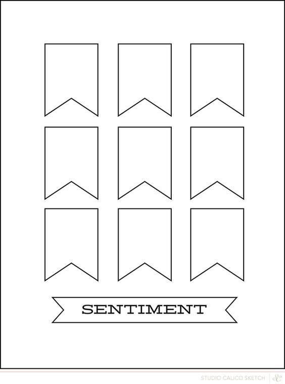 July Inspirational Card Challenge - Sketch