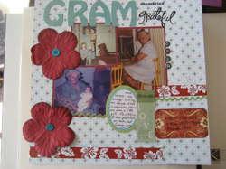 Grateful to Gram