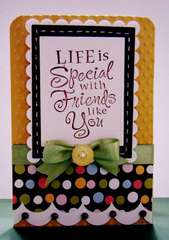 Life is Special....
