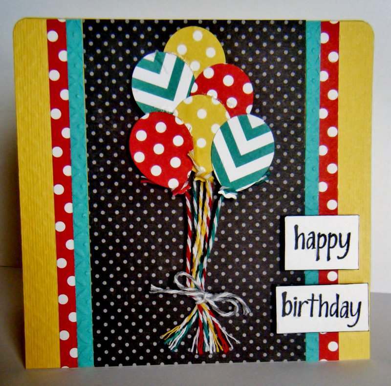 happy birthday - by Lisa Young