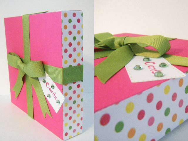 Gift Box for cards