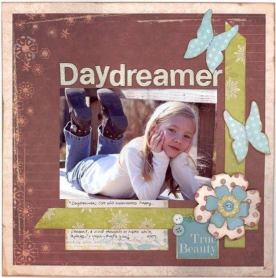 Daydreamer *NEW Dream Street Enchanted*
