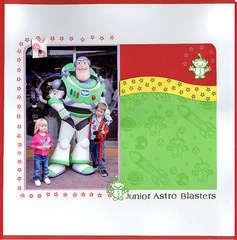Junior Astro Blasters