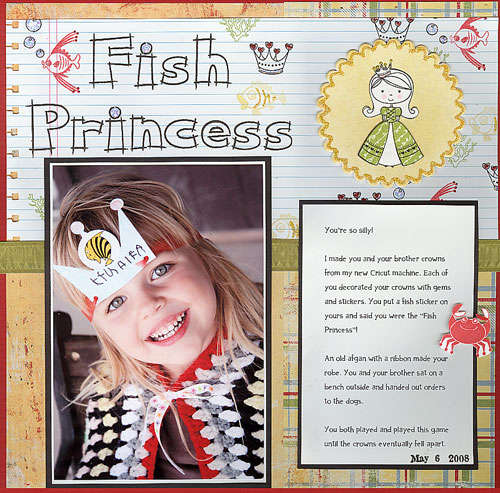 Fish Princess - NEW Technique Tuesday