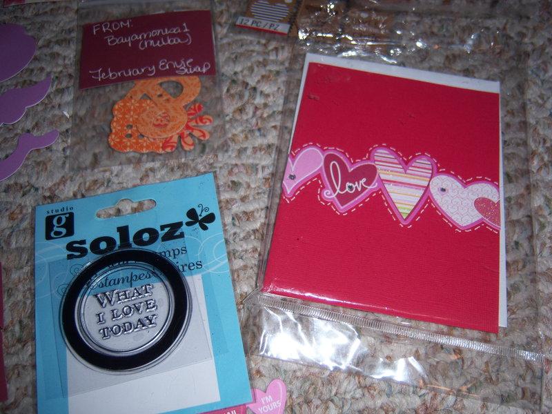 Feb ENvie Love/Valentine's category