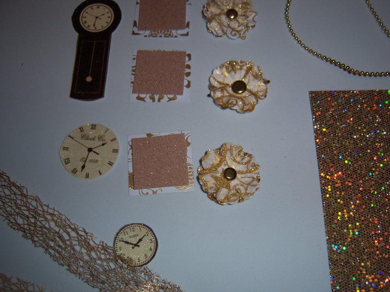 January Kit - Gold theme