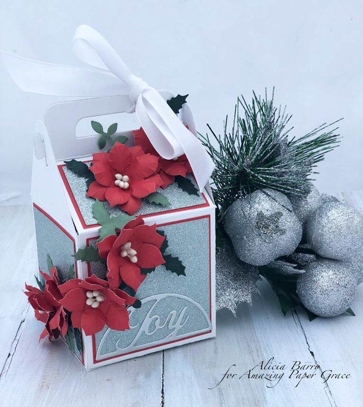 A Charming Cottage Christmas Box