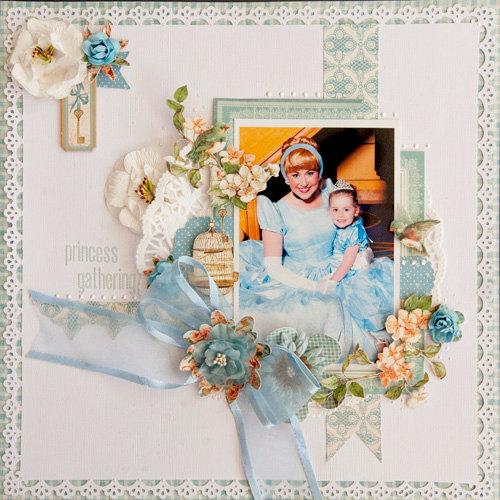 Princess gathering-COVER layout