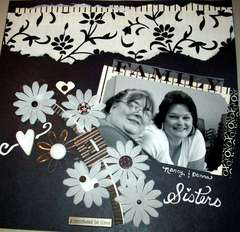 Sisters- A moment in time