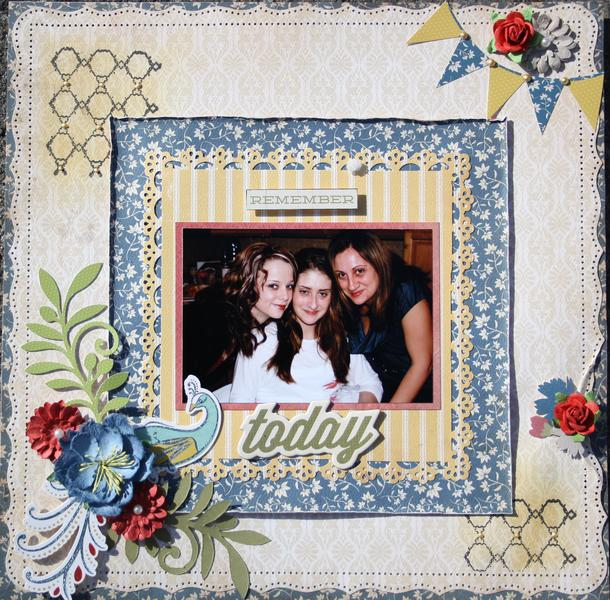 Remember Today-My Creative Scrapbook