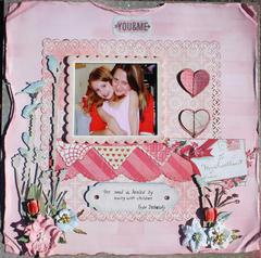 You & Me My Creative Scrapbook