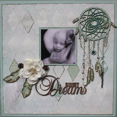 Sweet Dreams Scrap Around the World Design Team