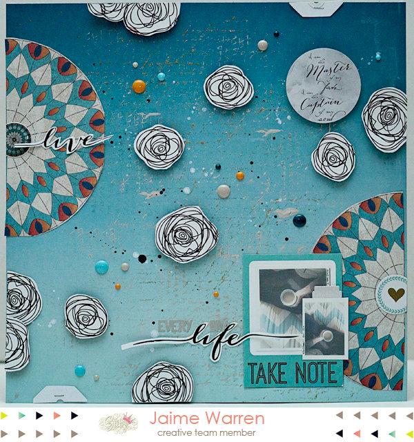 Live Life by Jaime Warren