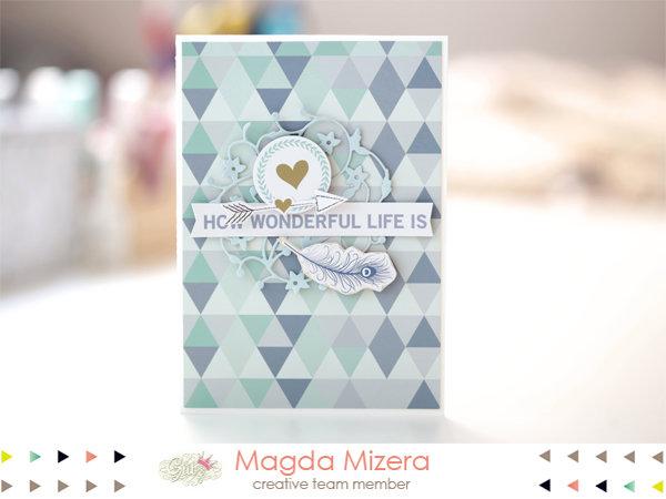 How Wonderful Life Is by Magda Mizera