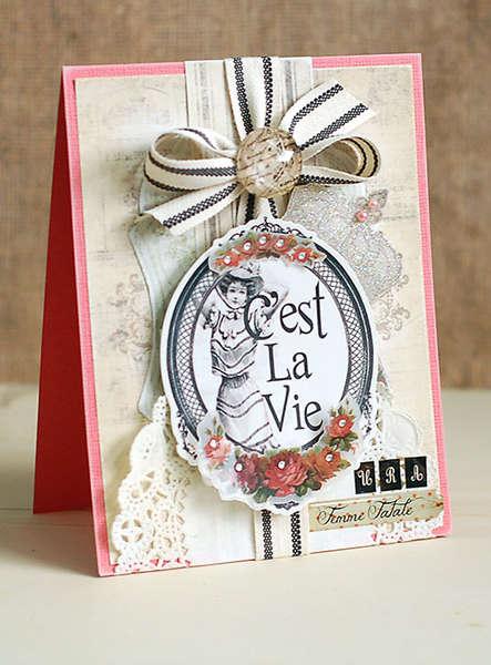 C'est La Vie by Lea Lawson