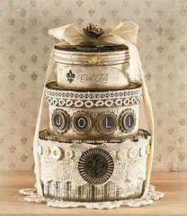 Joli Nesting Boxes by Laurie Schmidlin