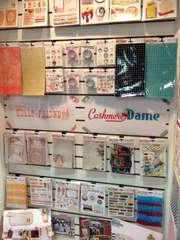 Brand New Glitz Design Cashmere Dame