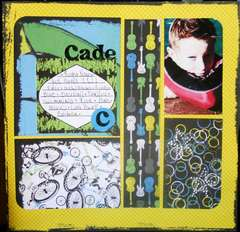 Cade by Laura Funk