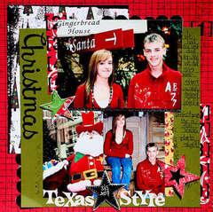 Christmas Texas Style