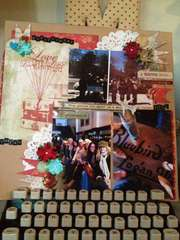 by Margie Romney featuring Happy Travels from Glitz Design
