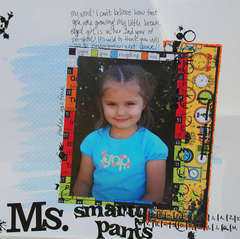 Ms. Smarty Pants