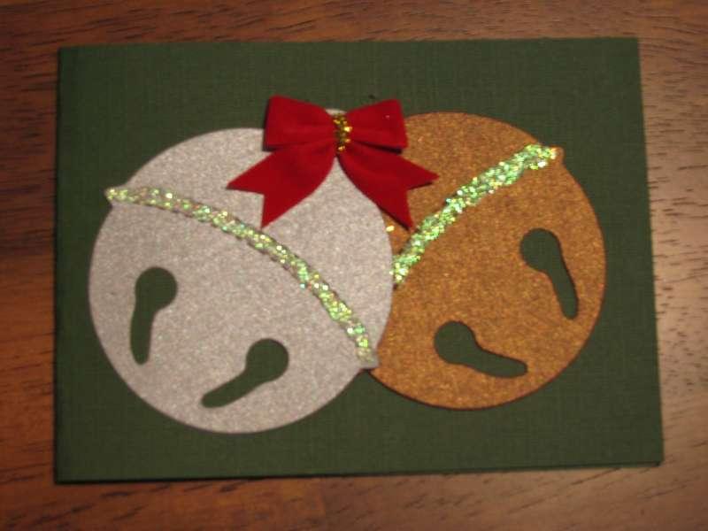 Bells Christmas Card