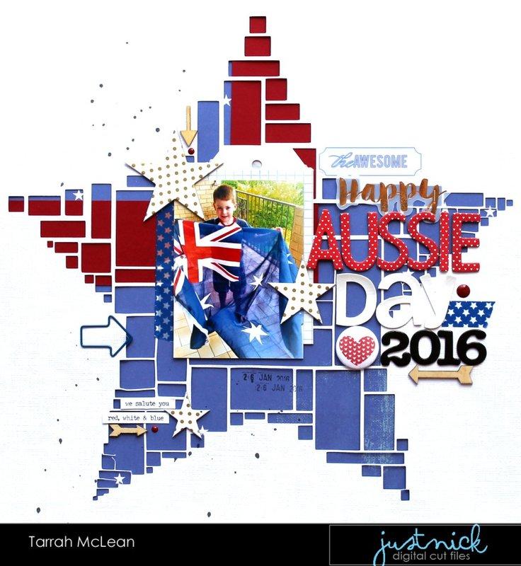 Happy Aussie Day