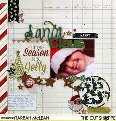 Little Santa Claus...