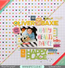 Oliver & Baxie