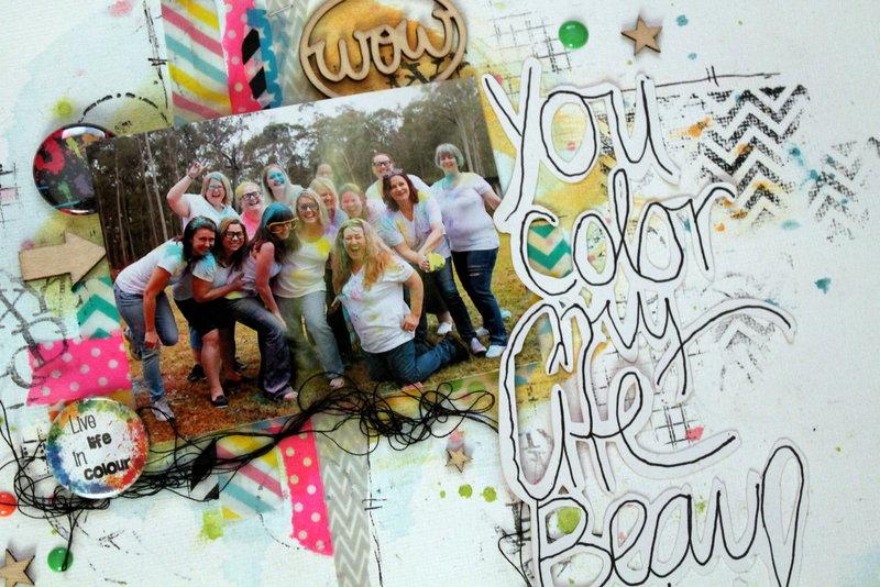 You Colour My Life Beautiful...